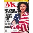 Cover Print of Ms. Magazine, April 1986