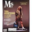 Cover Print of Ms. Magazine, April 1988