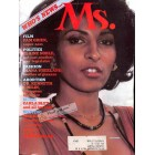 Cover Print of Ms. Magazine, August 1975