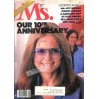 Cover Print of Ms. Magazine, August 1982