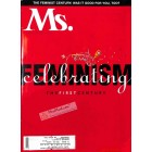 Cover Print of Ms. Magazine, December 1999