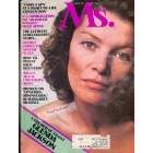 Cover Print of Ms. Magazine, February 1976