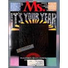 Cover Print of Ms. Magazine, January 1975