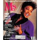 Cover Print of Ms. Magazine, June 1989