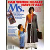 Cover Print of Ms. Magazine, March 1978