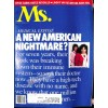Cover Print of Ms. Magazine, March 1986