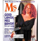 Cover Print of Ms. Magazine, March 1989