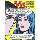 Cover Print of Ms. Magazine, November 1973