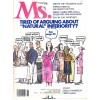 Cover Print of Ms. Magazine, November 1982