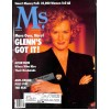 Cover Print of Ms. Magazine, November 1989