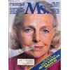 Cover Print of Ms. Magazine, October 1973