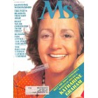 Cover Print of Ms. Magazine, October 1974