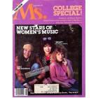 Cover Print of Ms. Magazine, September 1980