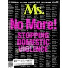 Cover Print of Ms. Magazine, September 1994