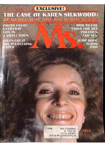 Ms. Magazine, April 1975