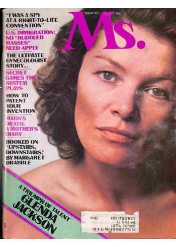 Ms. Magazine, February 1976
