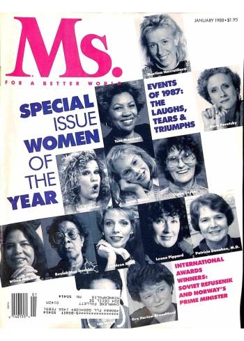 Ms. Magazine, January 1988