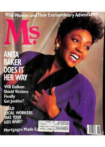 Ms. Magazine, June 1989