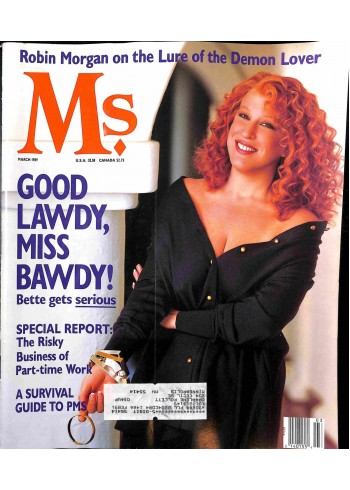 Ms. Magazine, March 1989