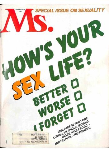 Ms. Magazine, November 1976
