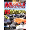 Cover Print of Muscle Machines, August 2009