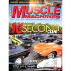 Muscle Machines, August 2009