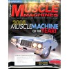Cover Print of Muscle Machines, December 2008