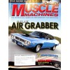 Cover Print of Muscle Machines, January 2009