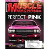 Cover Print of Muscle Machines, March 2009