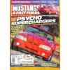 Cover Print of Muscle Mustangs and Fast Fords, April 1998