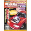 Cover Print of Muscle Mustangs and Fast Fords, April 2000