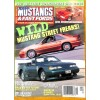 Cover Print of Muscle Mustangs and Fast Fords, December 1997