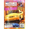 Cover Print of Muscle Mustangs and Fast Fords, December 1998