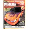 Cover Print of Muscle Mustangs and Fast Fords, December 2000