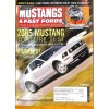 Cover Print of Muscle Mustangs and Fast Fords, December 2004