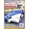 Cover Print of Muscle Mustangs and Fast Fords, February 1998