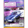 Cover Print of Muscle Mustangs and Fast Fords, January 2001