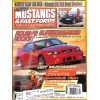 Cover Print of Muscle Mustangs and Fast Fords, June 2001