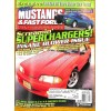 Cover Print of Muscle Mustangs and Fast Fords, March 1999