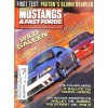Cover Print of Muscle Mustangs and Fast Fords, May 2000