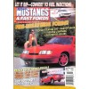Muscle Mustangs and Fast Fords, November 1995