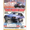 Muscle Mustangs and Fast Fords, November 2001