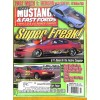 Muscle Mustangs and Fast Fords, October 2001