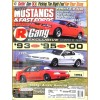 Cover Print of Muscle Mustangs and Fast Fords, September 2000