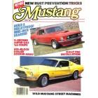 Mustang, April 1987