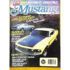 Mustang, April 1988