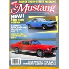 Mustang, August 1987