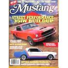 Mustang, December 1986