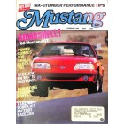 Mustang, February 1988
