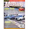 Cover Print of Mustang Illustrated, November 1998